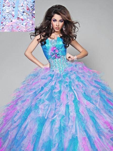 Vestidos de 15 anos44e facts about quinceanera gowns for Ornamentacion de 15 anos